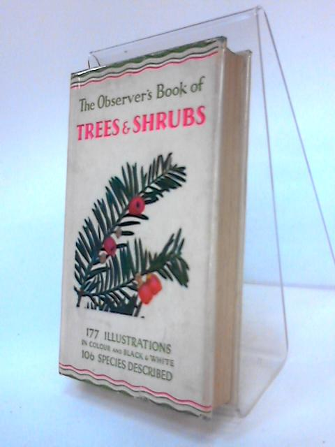 The Observer's book of Trees and Shrubs. by Stokoe, W. J.