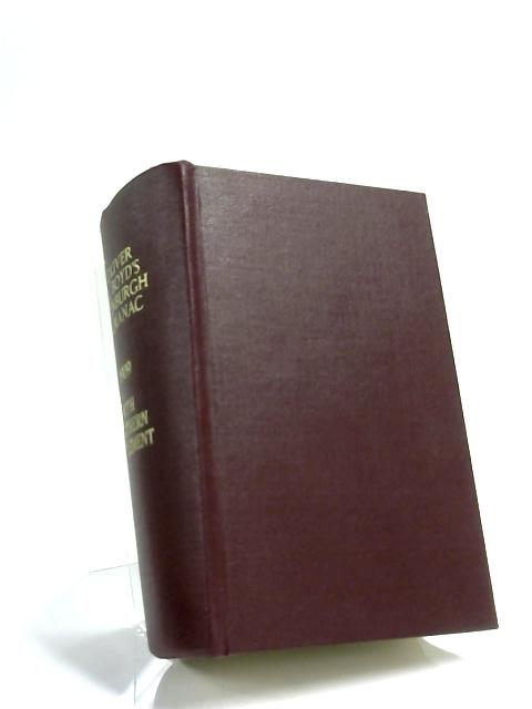 Oliver and Boyd's Edinburgh Almanac 1909 By Anon