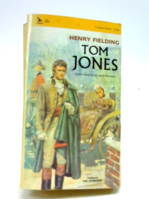Tom Jones by Fielding, Henry