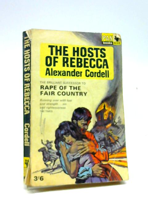 The Hosts of Rebecca by Cordell, Alexander