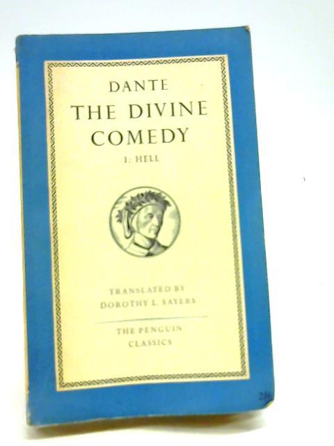 The Divine Comedy 1 Hell by Dante Alighieri