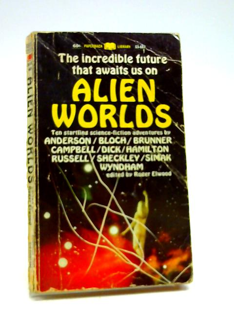 Alien Worlds by Poul Anderson