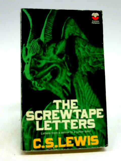 The screwtape letters by Lewis, C. S
