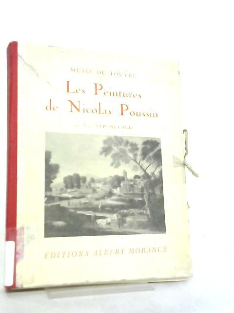 Les Peintures de Nicolas Poussin By Jean Vergnet-Ruiz