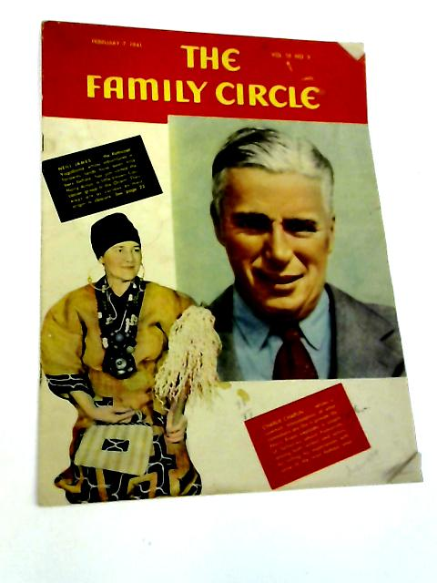 The Family Circle, Vol. 18, No. 6, February 7 1941 By Harry H. Evans