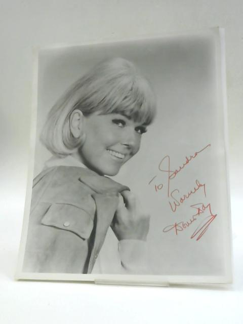 Doris Day Signed Photo by Unknown