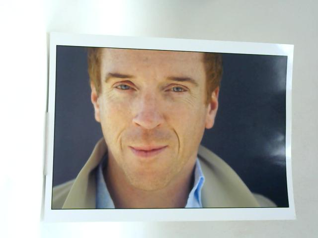 Damian Lewis Colour Photo By Unknown