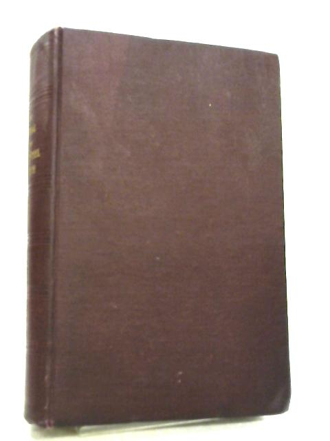 The Journal Of The Iron And Steel Institute. Volume 105. 1922, No 1 By George C. Lloyd