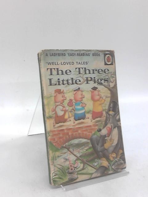 The Three Little Pigs A Ladybird Easy Reading Book by Vera Southgate