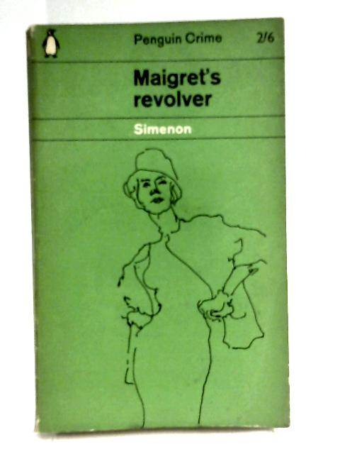 Maigret's Revolver (Penguin Crime) by Georges Simenon