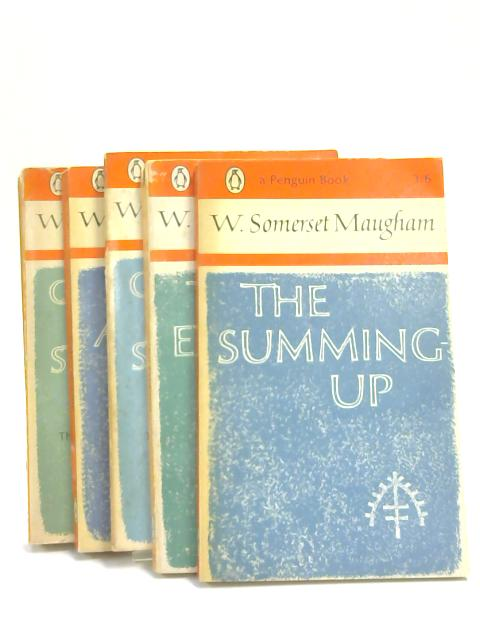 Set of 5 Somerset Maugham Novels Vintage Paperbacks by Somerset Maugham