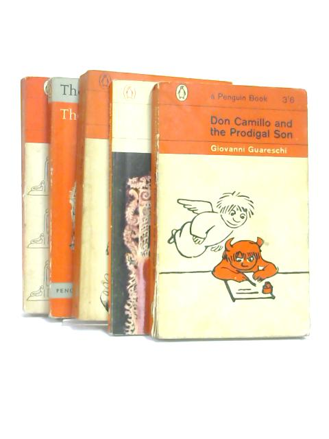 Set of 5 Novels Penguin Classics Vintage Paperbacks by Various