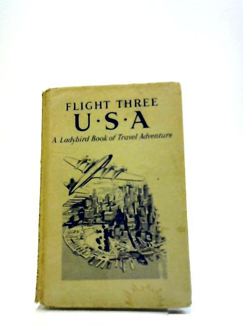 Flight Three USA by David Scott Daniell