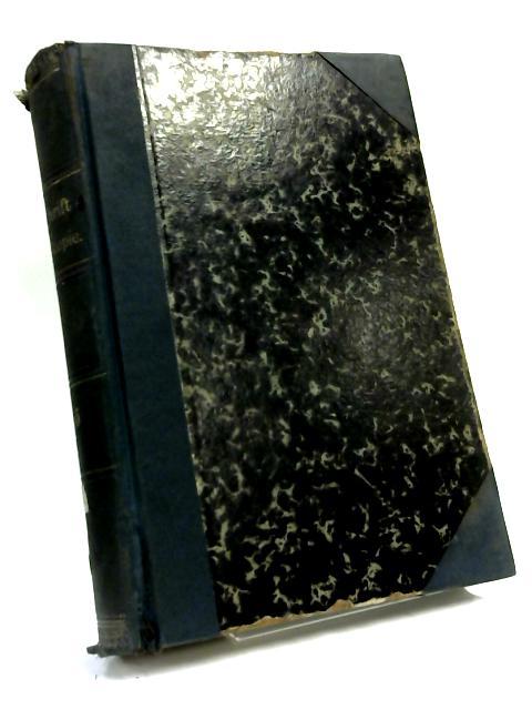 Zeitschrift Fur Wissenschaftliche Mikroskopie By Dr Leop Dippel