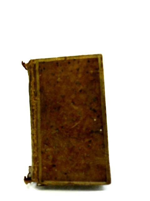 Choix De Poesies Traduites Du Grec, Du Latin, Et De L'Italien, Tome Second By M. E. T. S. D. T.
