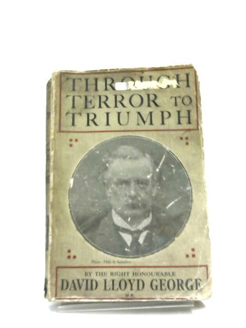 Through Terror to Triumph By F L Stevenson