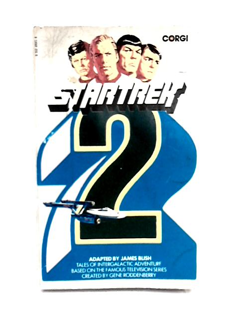 STAR TREK No. 2 By James Blish