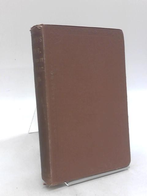 The Songs and Ballads of Uhland. Translated from the German by W. W. Skeat. By Ludwig Uhland