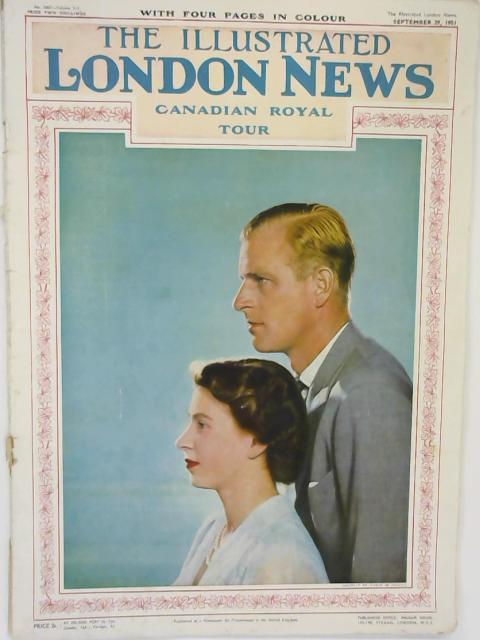 The Illustrated London News - Canadian Royal Tour - September 29th 1951 by Unknown