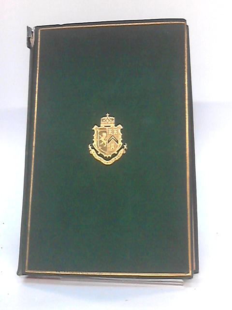 The Constitution and Laws of the Grand Lodge of Ancient Free and Accepted Masons of Scotland by Author
