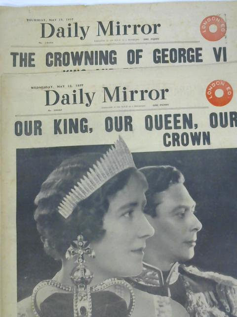 Daily Mirror 12th and 13th May 1937 by Various