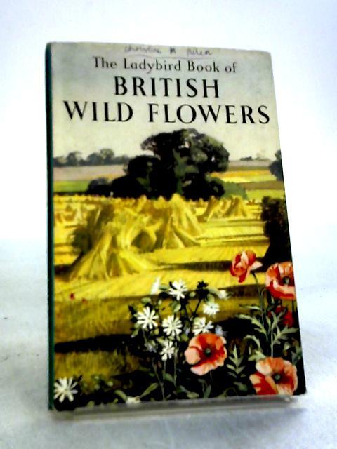 British Wild Flowers (Ladybird Book) by Brian Vesey-Fitzgerald