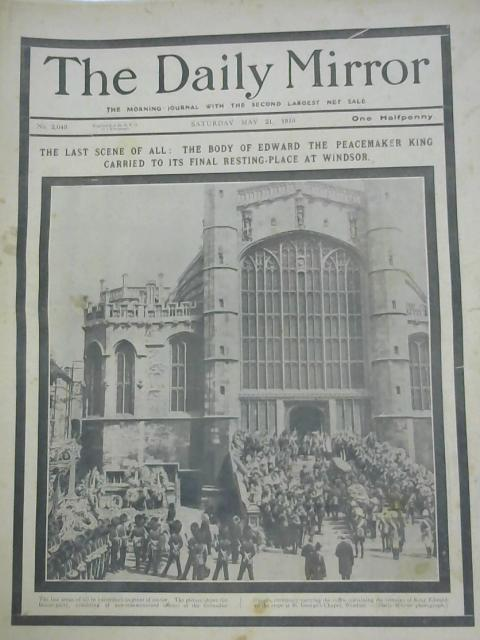 Daily Mirror 21st May 1910 by Various