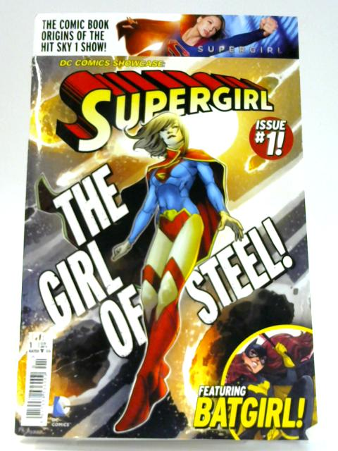 DC Comics Showcase: Supergirl, Vol. 1, #1 By Neil Edwards