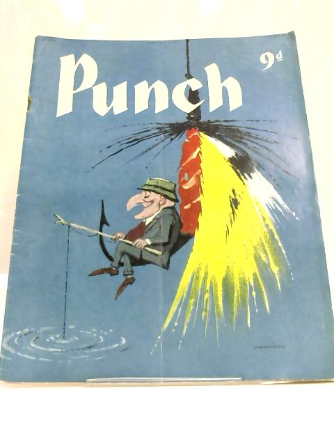Punch, Vol. CCXXII, June 9 1957 By Anon