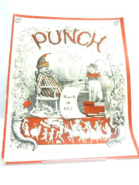 Punch, Vol. CCXXVIII, March 30 1955 By Anon