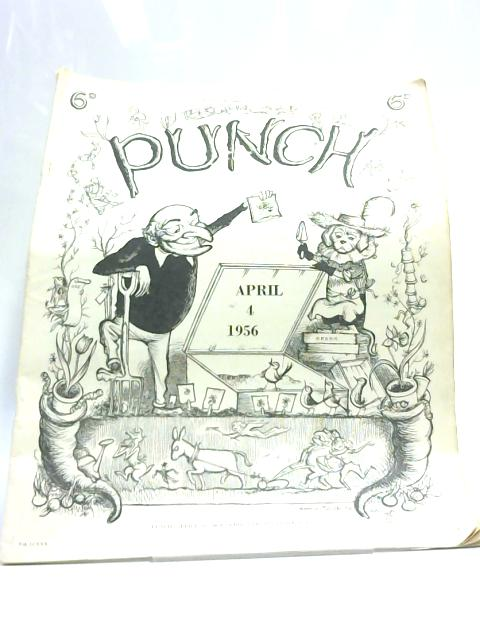 Punch 6031 CCXXX April 4 1956 by Wodehouse, P G