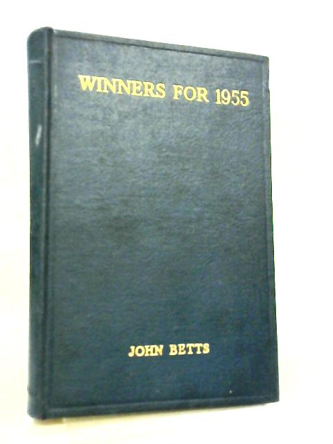 Winners For 1955 By John Betts