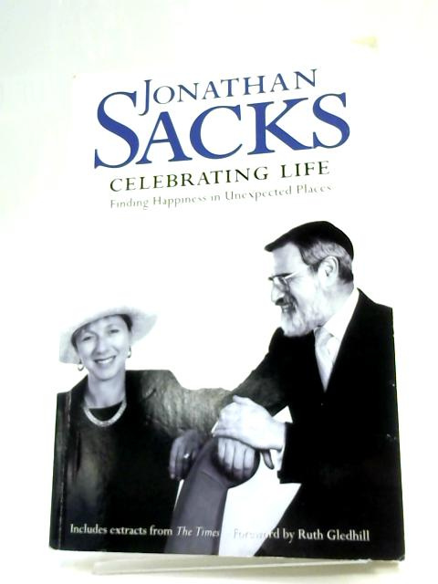 Celebrating Life by Jonathan Sacks,