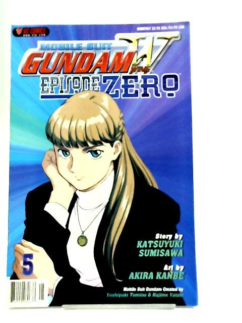 Mobile Suit Gundam Wing Episode Zero No. 5 by Katsuyuki Sumisawa