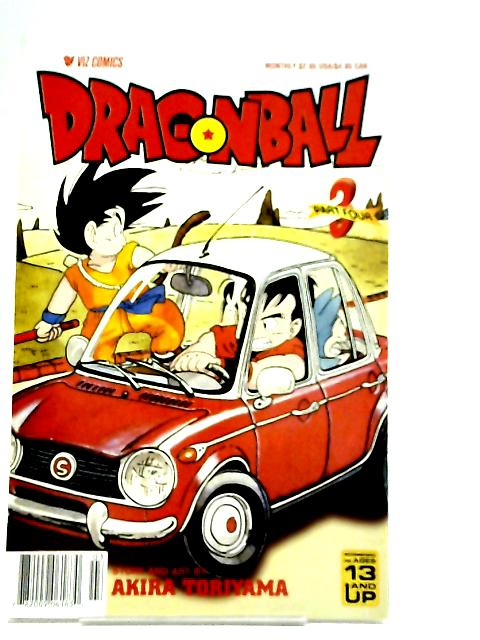 Dragon Ball Z Part Four No. 3 by Akira Toriyama