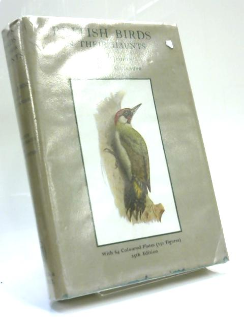 British Birds In Their Haunts. Edited And Revised by Rev. C .A. Johns