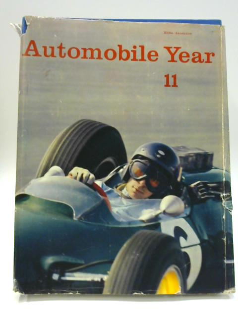 Automobile Year No. 11 1963-1964 by Anon