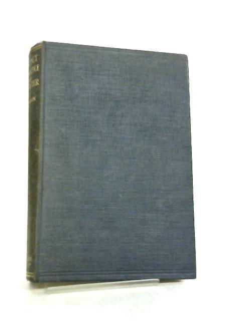 Instinct, Intelligence & Character By Godfrey H. Thomson