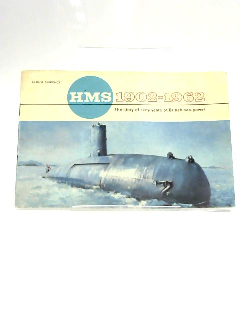 HMS 1902 - 1962 A Series of 32 cigarette or tea cards by Lyons Tea