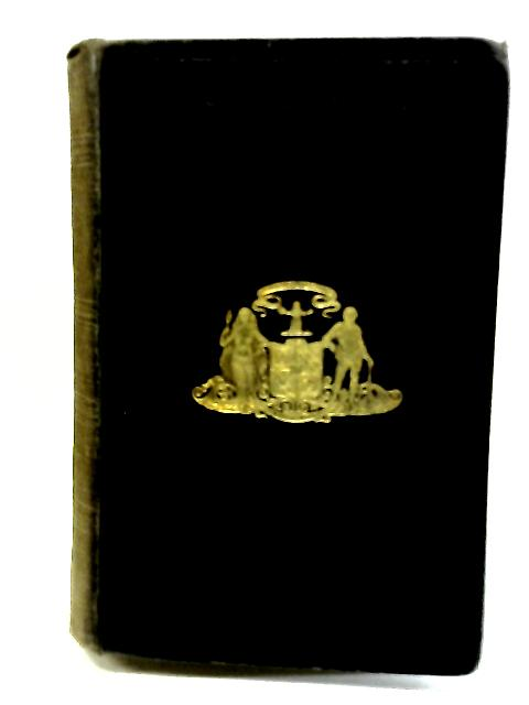 Waverley Novels, Vol. XX, The Talisman - The Two Drovers By Unknown