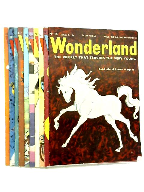 Wonderland, The Weekly that Teaches the Very Young, No. 161 - 170, October 9 - December 11 1964 By Various