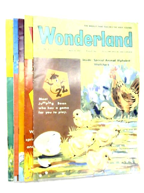 Wonderland, The Weekly that Teaches the Very Young, Vol. 6 No. 1 - 5, April 16 - May 14 1965 By Various