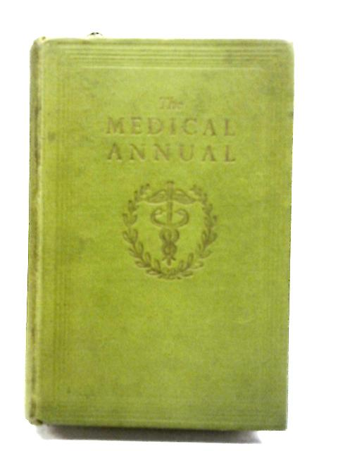The Medical Annual 1960 by Unstated