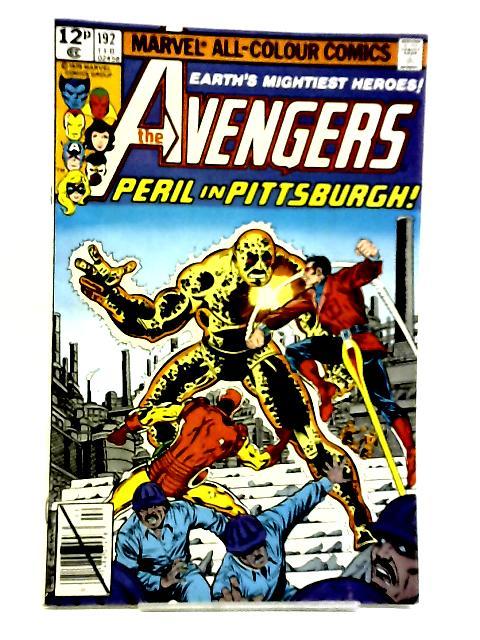 Avengers (Vol 1) # 192 ( Original American COMIC ) by Marvel Comics
