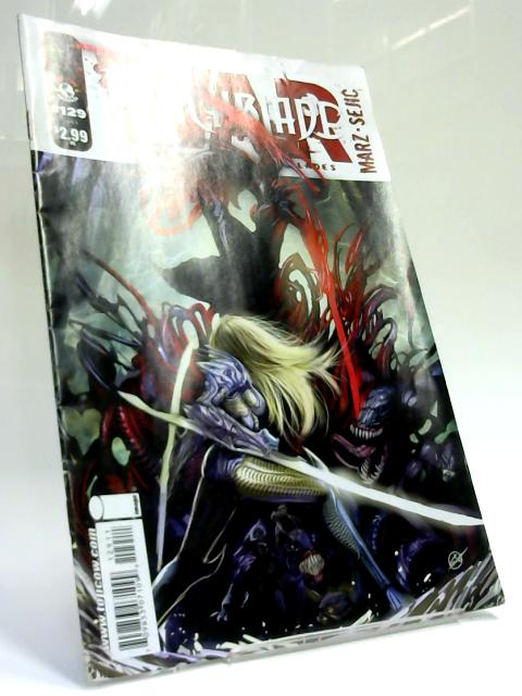 Witchblade, #129 August 2009 By Ron Marz