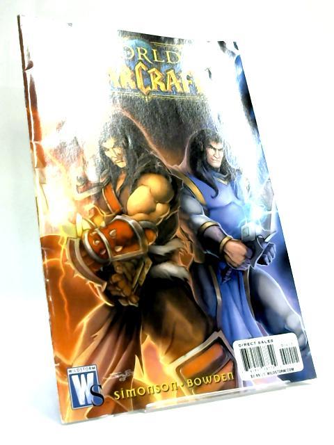 World of Warcraft Volume 14, Feb 09 by Walter Simonson