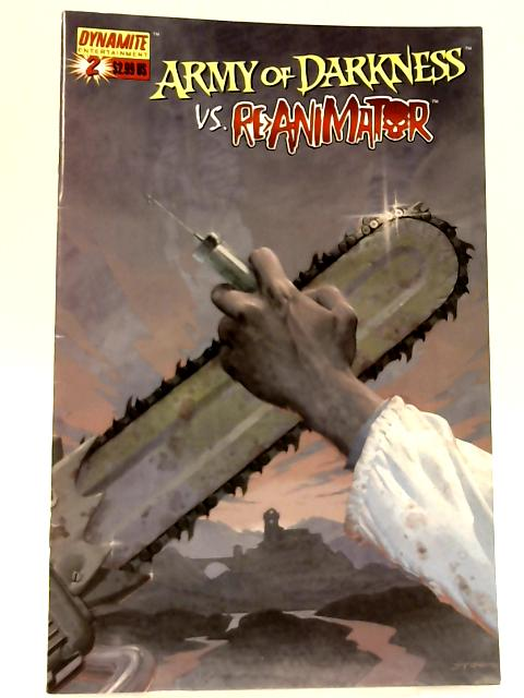 Army of Darkness vs. Re-Animator No. 2 by James Kuhoric