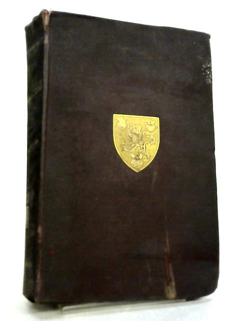 Private Letters of Edward Gibbon (1753-1794) Vol II By Edward Gibbon
