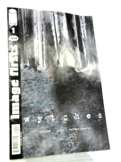 Wytches No 1 December 2014 by Scott Snyder et al