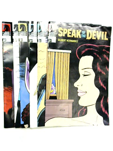 Speak Of The Devil No. 1 - 6 by Gilbert Hernandez et al